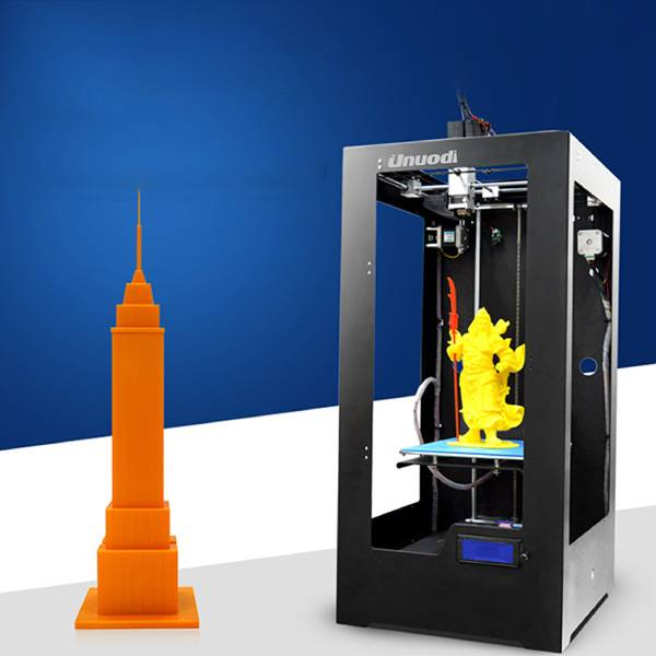 New Fashion High Quality Cheap 3D Printer Software , 3D Printer Made In China , Printing Machine