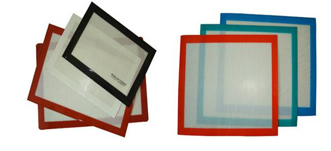 food grade silicone fiberglass baking mat