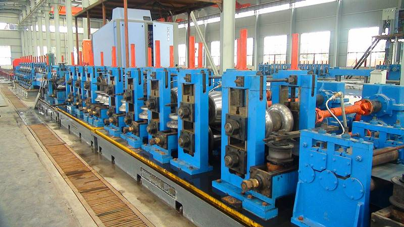 HG32 Tube Mill(tube machine,pipe mill,pipe machine
