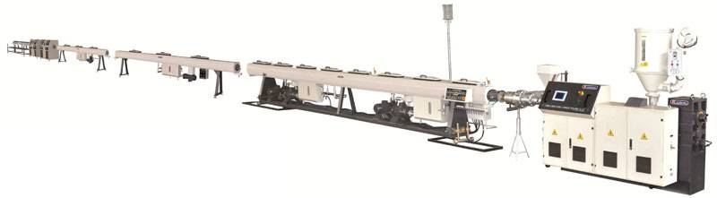 PP-R Pipe High Speed Extrusion Line