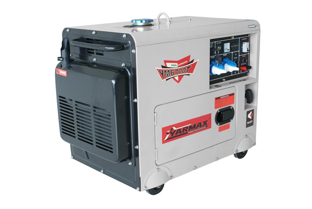 Soundproof 3kva Diesel Generator