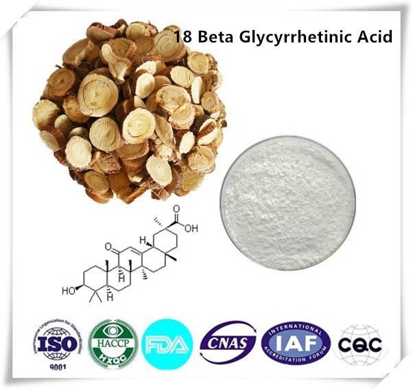 18 Beta Glycyrrhetinic Acid 98% 471-53-4 1kg/bag