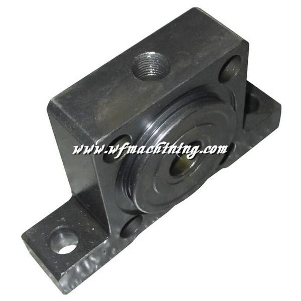 High precison CNC machining part/CNC machining for Hydraulic cylinder
