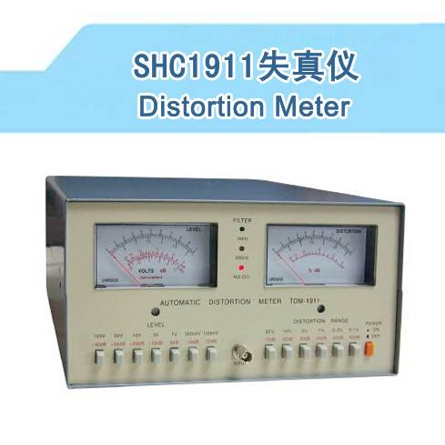 Distortion Meter SHC1911