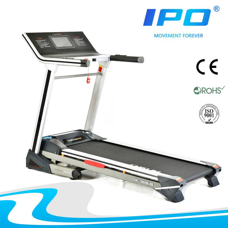 2.0HP DC Universal Foldable Magnetic Treadmill
