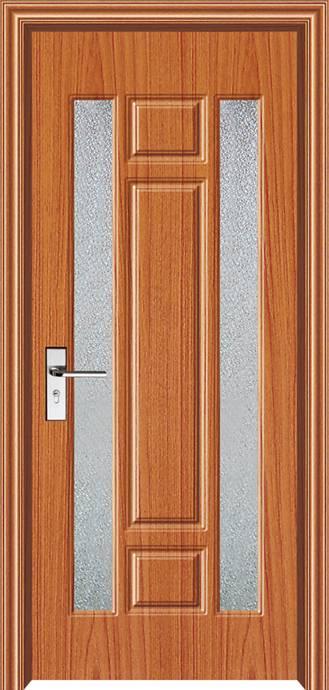 Fashion design PVC MDF door