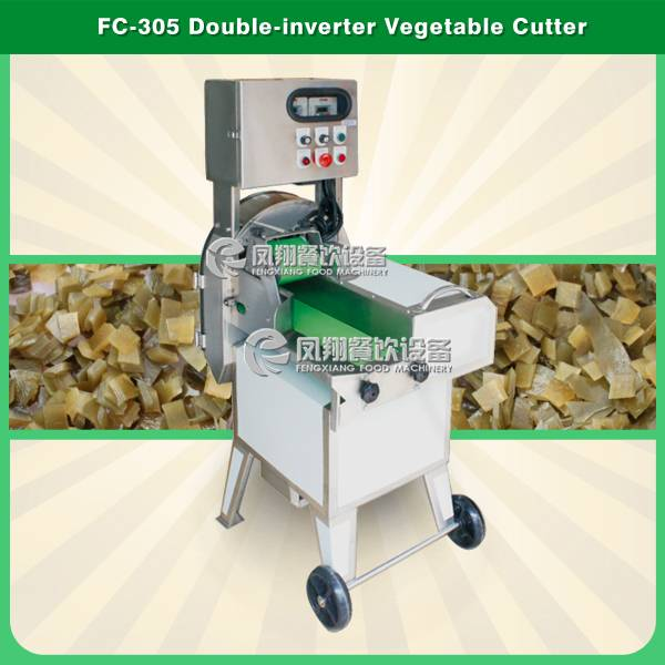 FC-305 cabbage slicing machine