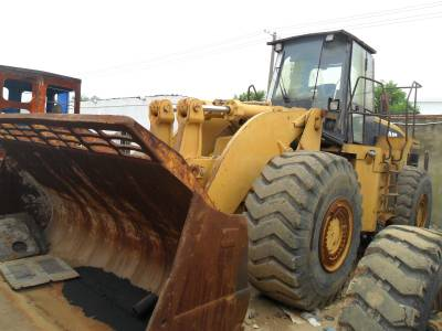 used caterpillar wheel loader 980G for sale