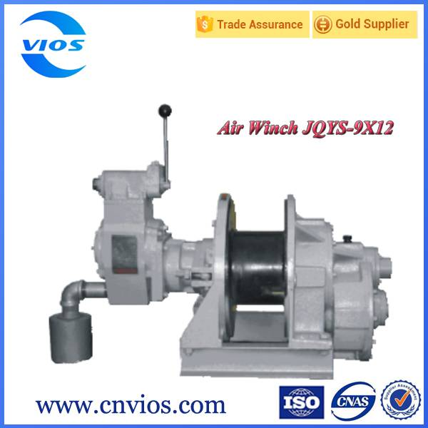All kinds of lifting capacity pneumatic air winch (300kg to 10 ton)