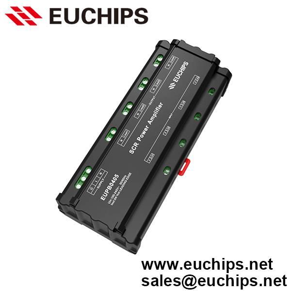 100-240VAC 4 channel Triac Power Amplifier EUPB0405