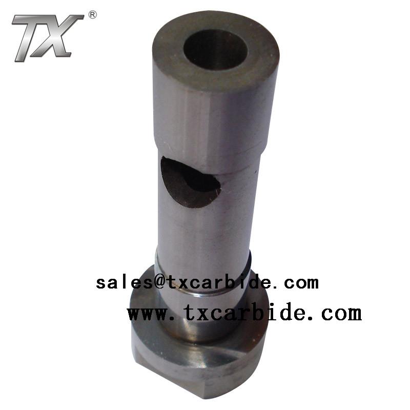 Nonstandard Tungsten Carbide Shaft Nozzle