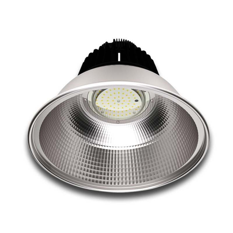 Aluminum 60W led high bay light housing manufacturer