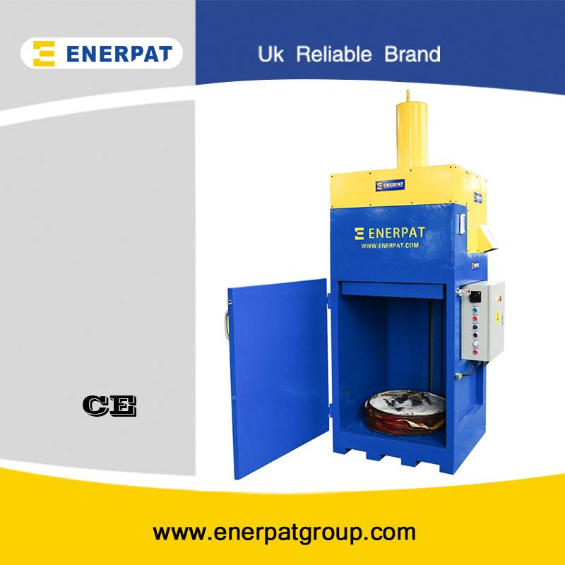 Enerpat Oil Drum Crusher with UK Brand