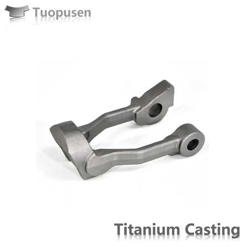Titanium Investment Castings titanium part