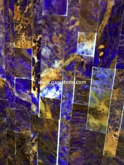 Translucent Lapis Lazuli Gemstone