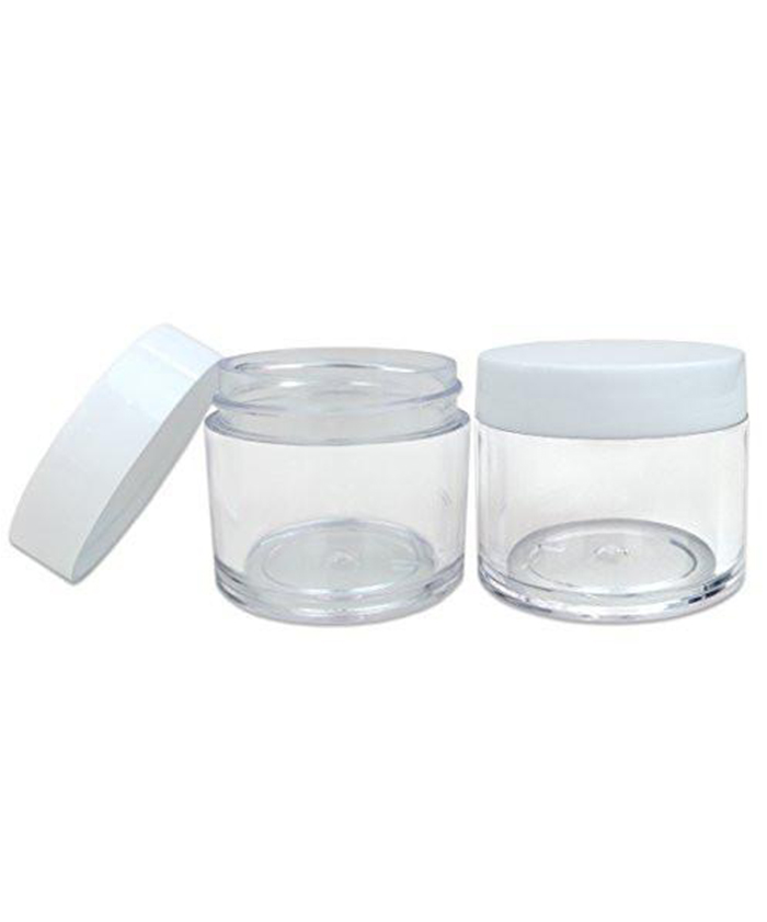 Child Resistant Acrylic Jars