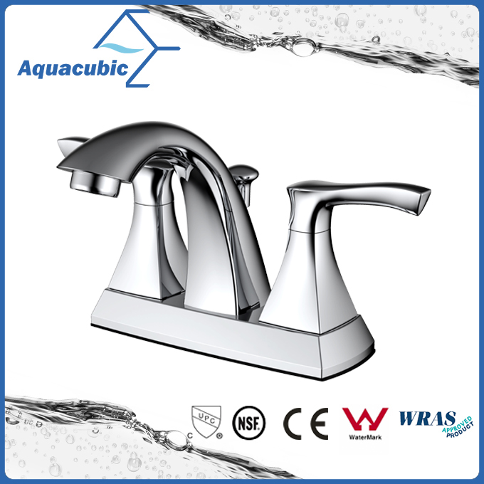 Contemporary brass bathroom upc sink faucet (AF0601-6)