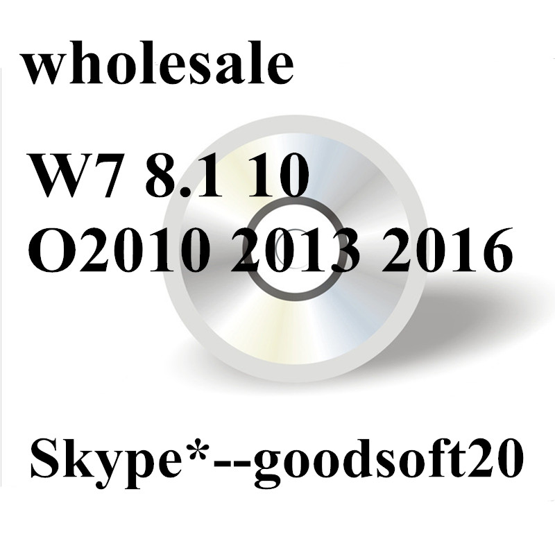 10PCS W7 pro 100% online activation original oem key, DHL fast shipping oem X16 coa sticker