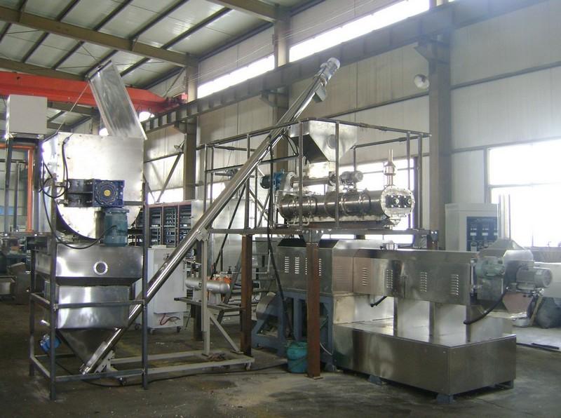 fish food machinery