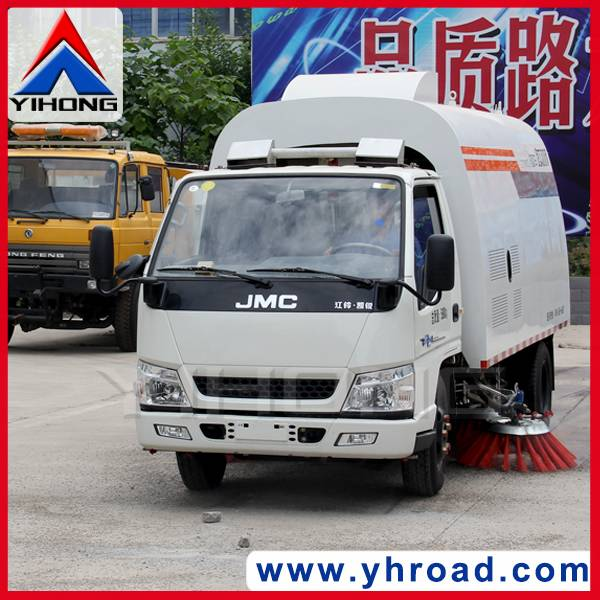 YHQS5050A Sweeper Trucks For Sale