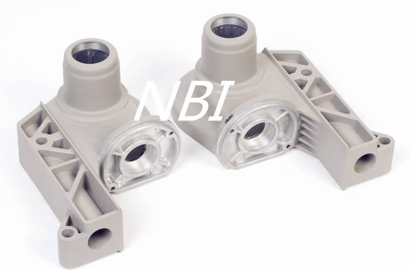 Aluminum Die Casting Pump Components