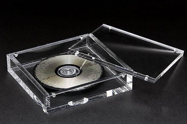 Acrylic CD box