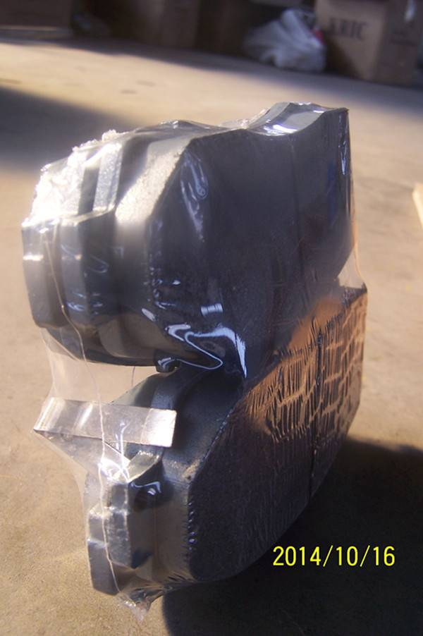 High quality disc brake pads auto brake pads