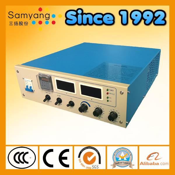 Panel control IGBT pluse jewelry plating rectifier