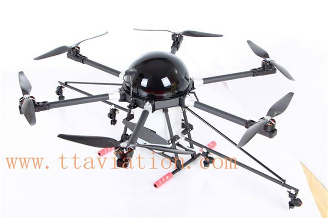 hot selling Foldable 5L capacity carbon fiber + 6 rotor uavhot selling Foldable 5L capacity carbon f
