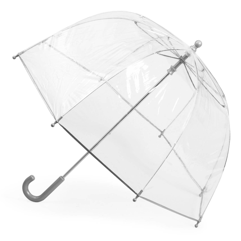 Quality Fashion Transparent Clear Bubble PVC Umbrella