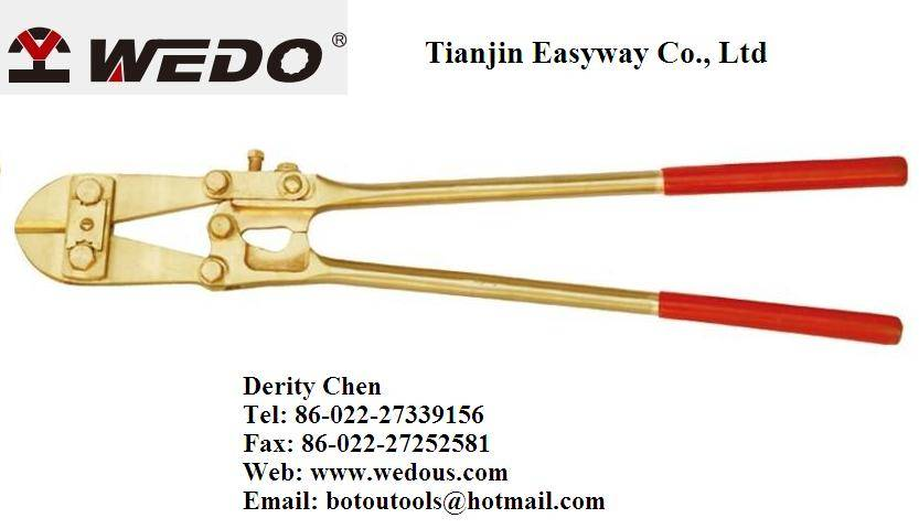 Non-Sparking Bolt Chipper/ Wire Stripping Pliers