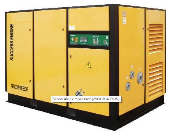 screw air compressor(250kw-400kw)