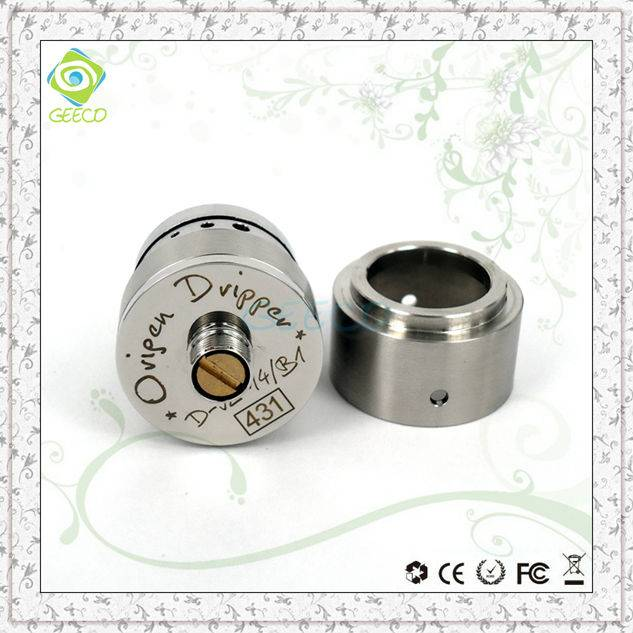 Geeco promotion electronic origen v2 atomizer with competitive price and high quality buy chinese pr