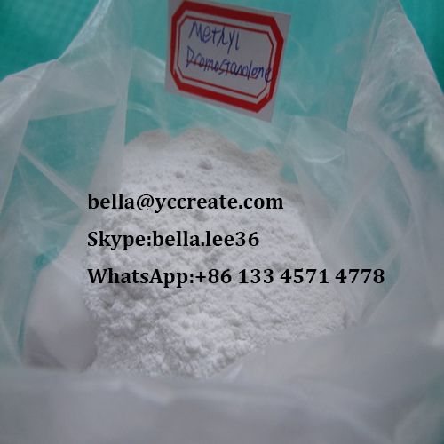 Superdrol Powder M-Drol Methyldrostanolone Methasterone