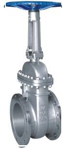 API Flanged Gate Valve with SUS304 Class 150-2500