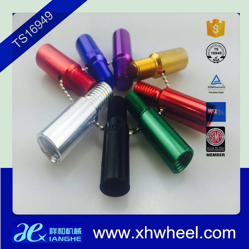 Colorful Aluminum Thread Gauge Checker for bolts and nuts