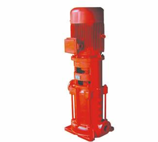 Single-Suction Multi-Stage Vertical Centrifugal Pump (DL DLR)