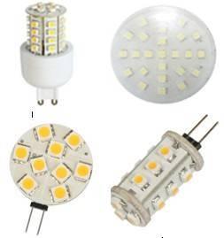 GX53,G9,GY6.35 SMD LED bulb light