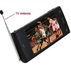 Good ZOHO W301 CDMA-GSM mobile phone