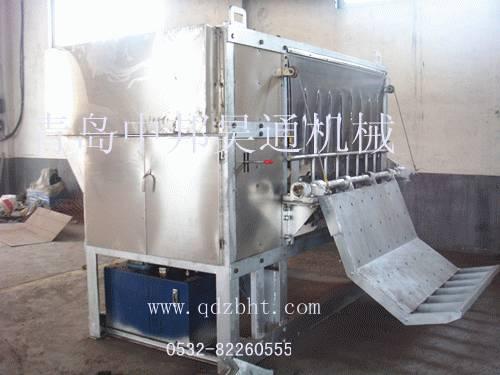 pig dehairing machinery