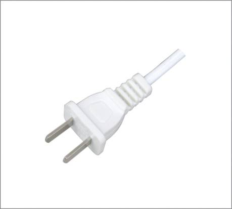 CHINA POWER CORD PLUG 2 PIN