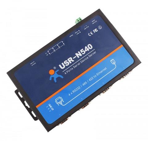 4 portSerial Device server Serial to Ethernet Converter