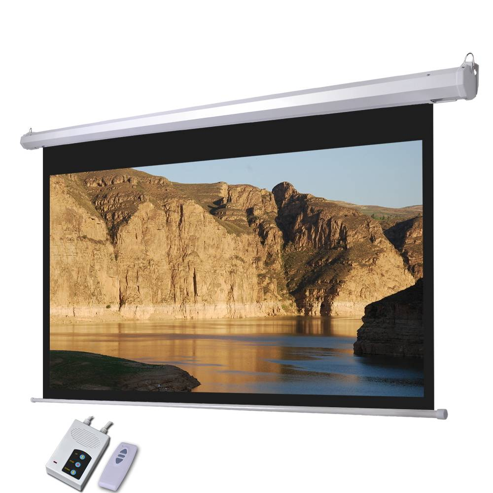 Cynthia Screen Electric Projection Screen