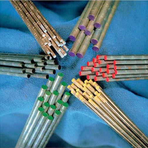 Polystel 25/Stellite 25/ cobalt based grade 25 hardfacing bare rod