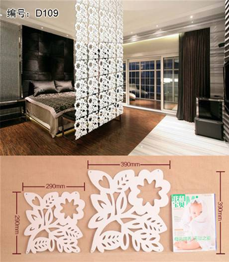 Modern Lifestyle Home Decor DIY Home Divider looking for agent