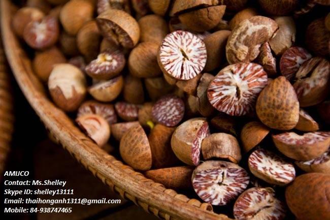 Dried Betel Nut - areca nut