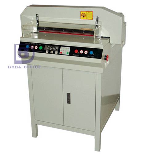 Electric paper cutting machine BD-450VS+