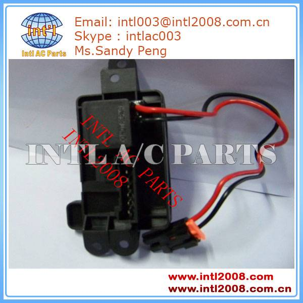 China Good quality HVAC Blower Motor Resistor for Chevrolet Chevy / GMC Truck Heat resistance