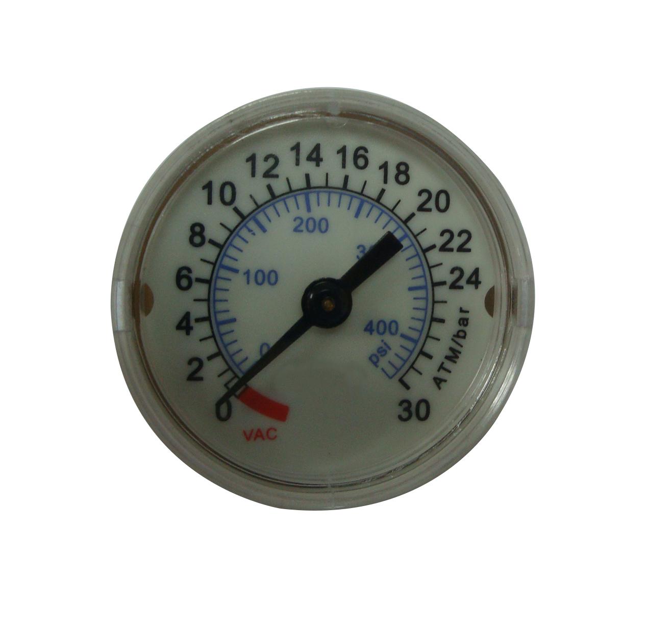 30ATM 40mm luminous medical vacuum compound pressure gauges