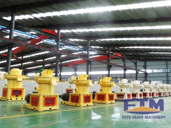 Pellet Machine/Ring Die Pellet Machine/Fote Pellet Mill